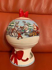 Weihnachten Porzellan