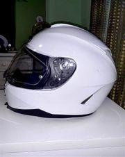 Motorradhelm HJC RPHA 70 Weiss