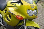 Suzuki GSX600F GSX 600 F