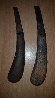 2 Hufmesser aus Opas Uropas