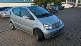 Mercedes-Teile - SCHLACHTFEST - TEILE - MERCEDES A-KLASSE W168