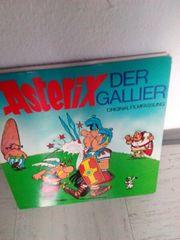 Asterix Schallplatte Vinyl Hörspiel