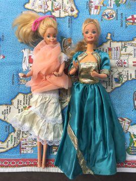 Puppen - Barbie und Ken Mattel 1966