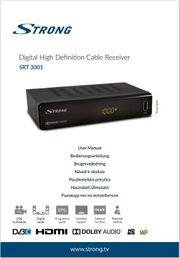 Kabel Receiver Strong SRT 3001