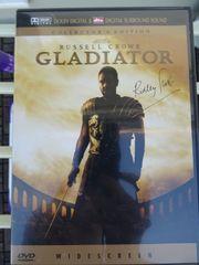 DVD Gladiator Ridley Scott Russel