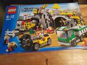LEGO City Bergwerk 4204