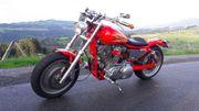 Harley Davidson XLH883 Einzigartig