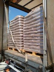 Pellets Holzpellets LKW Ladung Zahlung