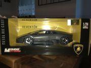 Lamborghini Reventon 1 24 Mondo