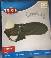 Trixie Hundemantel Chambery Gr 55