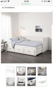 Bett Ikea Tagesbett Hemnes