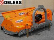 DELEKS TIGRE-180 Schlegelmulcher Mulcher Seitenverstellbar