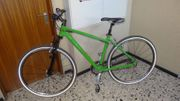 Verkaufe City Bike Treckingrad von