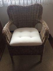 Rattan-Sessel unbenutzt NP 120 00
