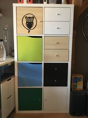Kallax 2x4 Regal Ikea Neupreis
