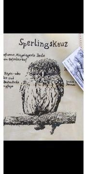Tasche Sperlingskauz