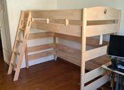zu verschenken Kinder- Jugend Hochbett