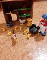 Playmobil Hühnerhäuschen