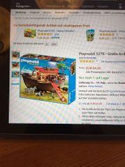 Playmobil Arche Noah wild life