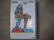 VHS Video Asterix u Oberlix