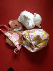 Diverse Baby Born und Chou