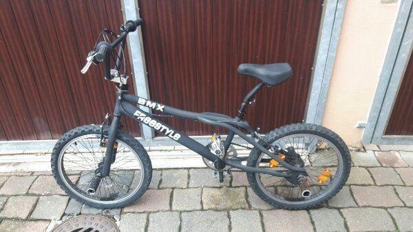 Schönes BMX Freestyle Fahrrad zuverkaufen