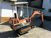 Minibagger 1 5 Tonnen Takeuchi