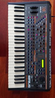 QUASIMIDI Sirius Synthesizer - vollständig super