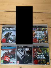 PS3 Spielesammlung 5 Spiele