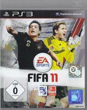 PS 3 FifA 11