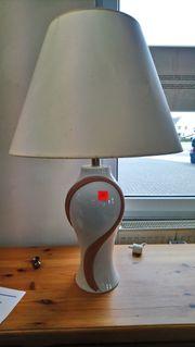 Schirmlampe Lampenschirm Vasenlampe Stehlampe