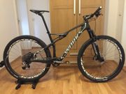 Specialized S-Works WC EPIC FSR - Large
