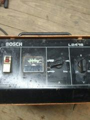 Bosch Batterie Lade Gerät 6