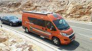 Adria Twin 600 Wohnmobil