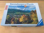 Ravensburger 3000 Puzzle Garmisch-Partenkirchen Zugspitze