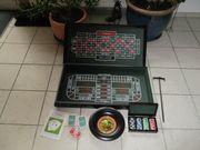Roulette Poker Black Jack Craps