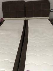 180x200 Bett kommt aus Nichtraucher