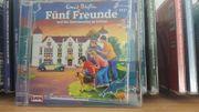 CDs Fünf Freunde und TKKG