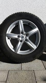 Winterreifen Alufelgen VW Passat