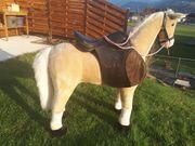 XXL Pferd Goldy von Sweety