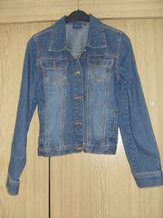 Jacke Gr 164 Jeansjacke Frühlingsjacke