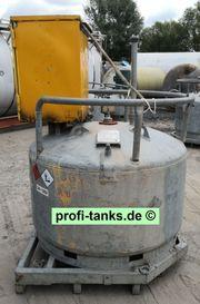 S33-5 gebrauchte 950 L mobil-Tankstelle