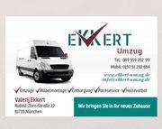 EKKERT Umzüge Entsorgung Haushalauflösung