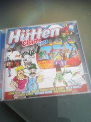 CD Hütten Charts 2008 2cd