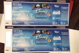 2 Tickets Disney In Concert - Frankfurt am Main 06.05.2021 - dreams come true