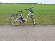 prophete e-bike Tiefeinstieg Tausch
