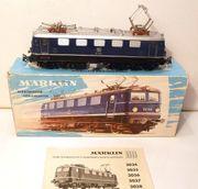 MÄRKLIN H0 3034 BR E41