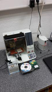 Gravograph CNC Graviermaschine M20 iQ
