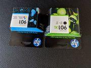 Original HP 901 Druckerpatronen für