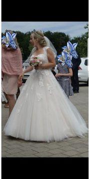 Brautkleid Gr 38